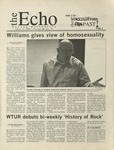 The Echo: April 11, 2003 by Taylor University