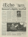 The Echo: April 25, 2003 by Taylor University