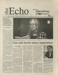 The Echo: May 2, 2003 by Taylor University