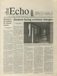 The Echo: May 9, 2003 by Taylor University