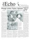 The Echo: September 5, 2003 by Taylor University
