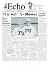 The Echo: September 19, 2003 by Taylor University