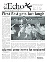 The Echo: October 10, 2003 by Taylor University