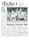 The Echo: November 7, 2003 by Taylor University