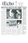 The Echo: November 21, 2003 by Taylor University