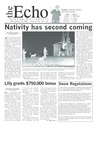 The Echo: December 12, 2003 by Taylor University