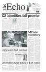 The Echo: February 6, 2004 by Taylor University
