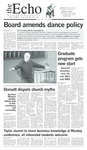The Echo: February 13, 2004 by Taylor University