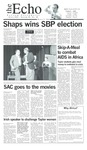 The Echo: March 5, 2004 by Taylor University