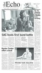 The Echo: March 12, 2004 by Taylor University