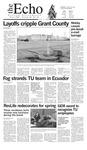 The Echo: April 2, 2004 by Taylor University