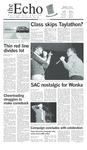 The Echo: April 16, 2004 by Taylor University