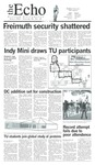 The Echo: May 7, 2004 by Taylor University