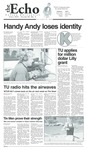 The Echo: September 24, 2004 by Taylor University