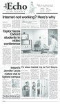 The Echo: October 15, 2004 by Taylor University