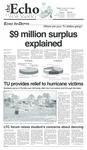 The Echo: October 29, 2004 by Taylor University