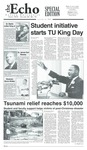 The Echo: January 14, 2005 by Taylor University