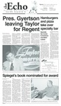 The Echo: February 4, 2005 by Taylor University