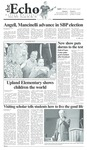 The Echo: February 25, 2005 by Taylor University