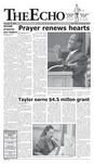 The Echo: September 23, 2005 by Taylor University
