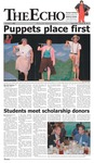 The Echo: October 7, 2005 by Taylor University