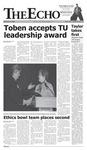 The Echo: November 18, 2005 by Taylor University