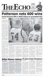 The Echo: December 2, 2005 by Taylor University