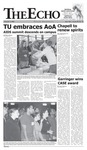 The Echo: February 3, 2006 by Taylor University
