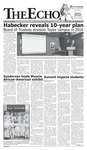 The Echo: February 10, 2006 by Taylor University