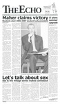 The Echo: March 3, 2006 by Taylor University