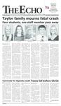 The Echo: April 28, 2006
