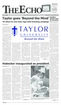 The Echo: May 5, 2006 by Taylor University