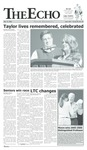 The Echo: May 12, 2006