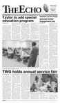 The Echo: September 22, 2006 by Taylor University