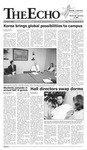 The Echo: October 6, 2006 by Taylor University