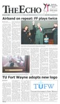 The Echo: October 13, 2006 by Taylor University