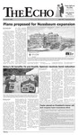 The Echo: October 27, 2006 by Taylor University