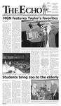 The Echo: November 17, 2006 by Taylor University