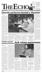The Echo: December 1, 2006 by Taylor University