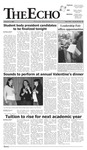 The Echo: February 9, 2007 by Taylor University