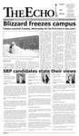 The Echo: February 16, 2007 by Taylor University