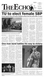 The Echo: February 23, 2007 by Taylor University