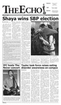 The Echo: March 2, 2007 by Taylor University
