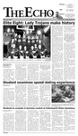 The Echo: March 16, 2007 by Taylor University