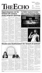 The Echo: March 23, 2007 by Taylor University