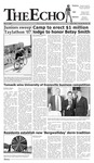The Echo: May 4, 2007 by Taylor University