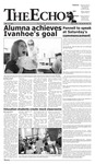 The Echo: May 11, 2007 by Taylor University