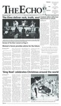 The Echo: November 30, 2007 by Taylor University