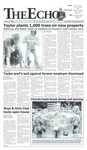 The Echo: April 11, 2008 by Taylor University