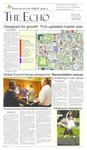The Echo: October 3, 2008 by Taylor University